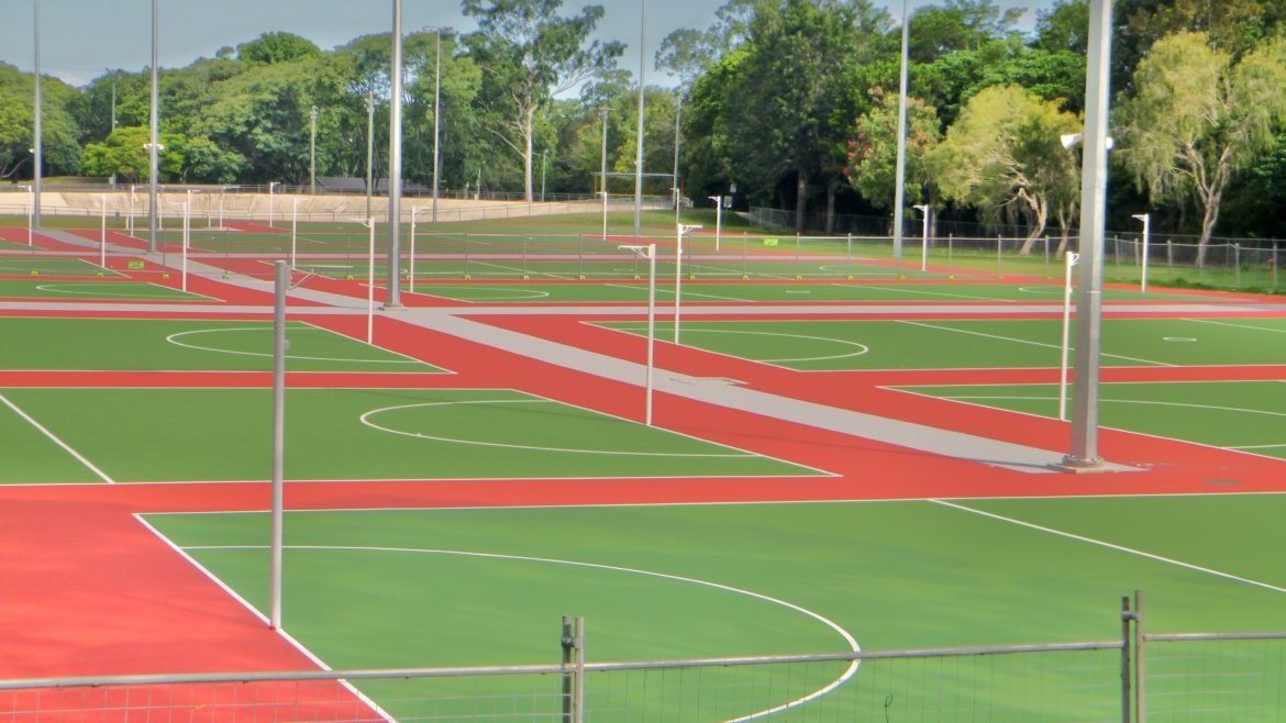 Caboolture Netball Courts Complex