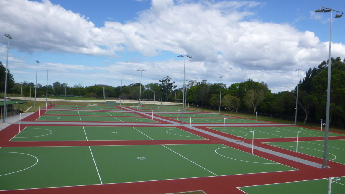 Caboolture Netball Courts