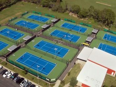 Tennis sports complex