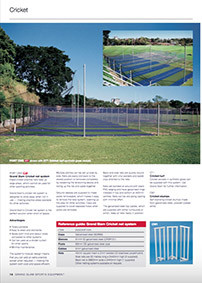 Cricket Net Systems