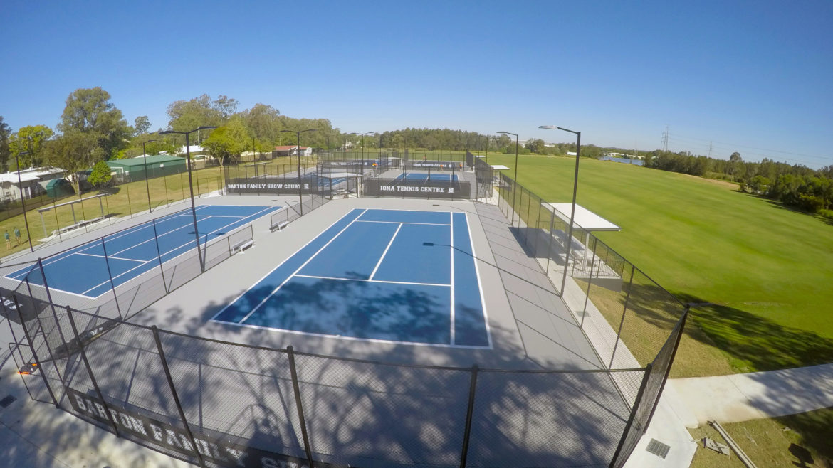 IONA COLLEGE TENNIS CENTRE