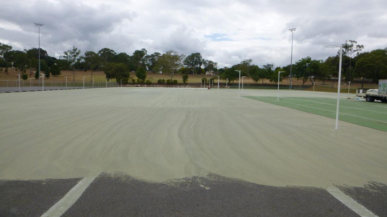 Ipswich Netball Courts