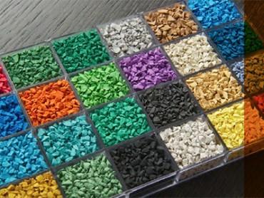 EPDM colours