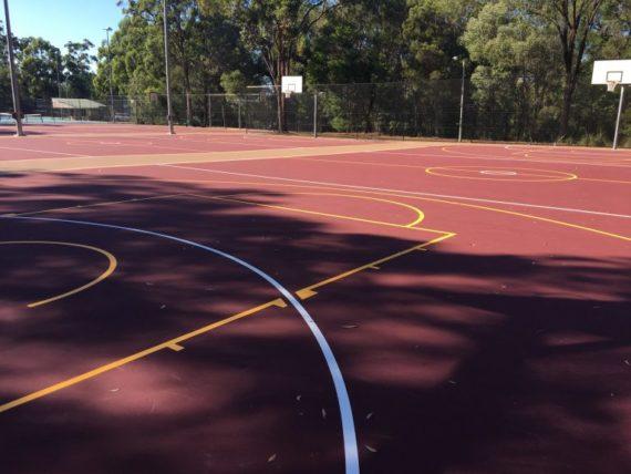 Basketball Court Complex