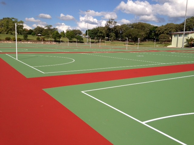 Netball Courts Complex